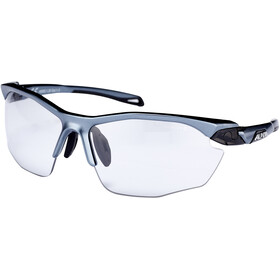 Alpina Twist Five HR VL+ Lunettes, tin-black
